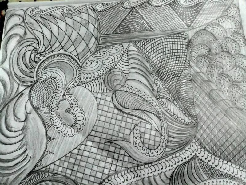 my first doodle
